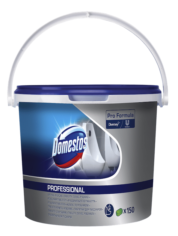 Domestos Prof. Urinal Blocks, 150шт.