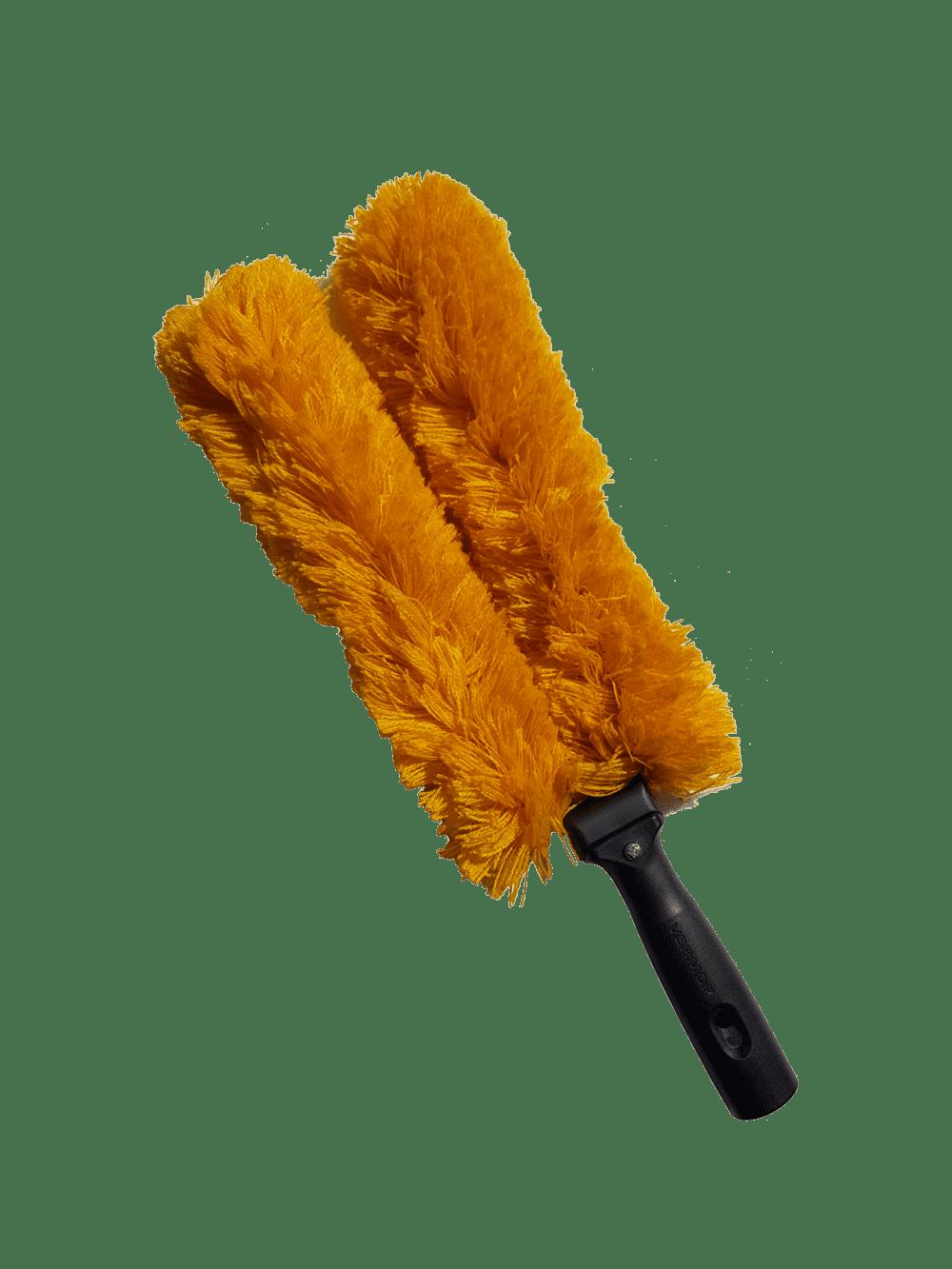 Щітка для видалення пилу з насадкою на ручку
