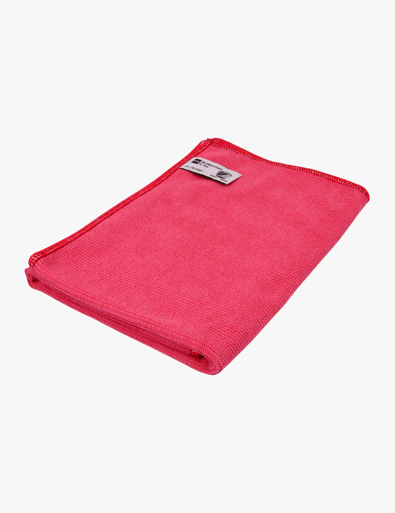 Серветка для прибирання TASKI JM ULTRA CLOTH, 32х32см, червона