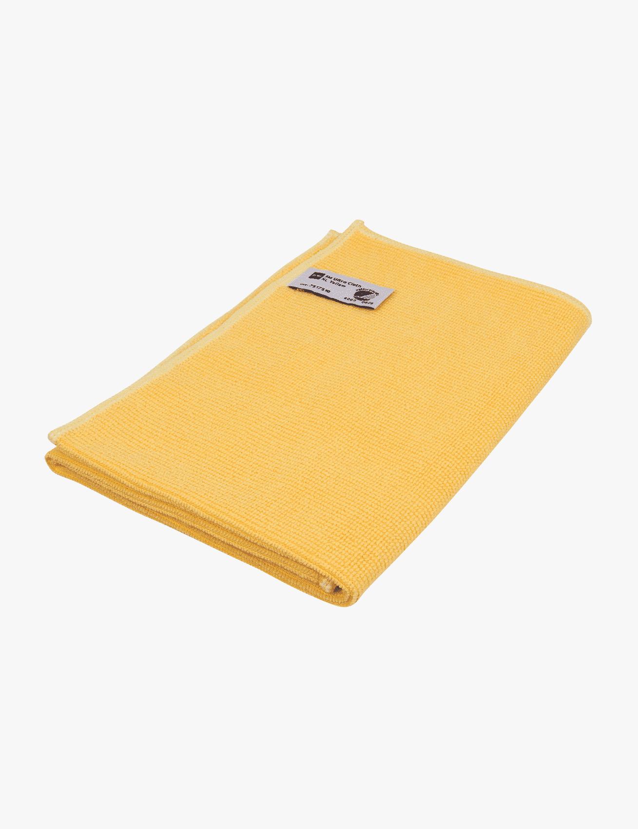 Серветка для прибирання TASKI JM ULTRA CLOTH, 32х32см, жовта
