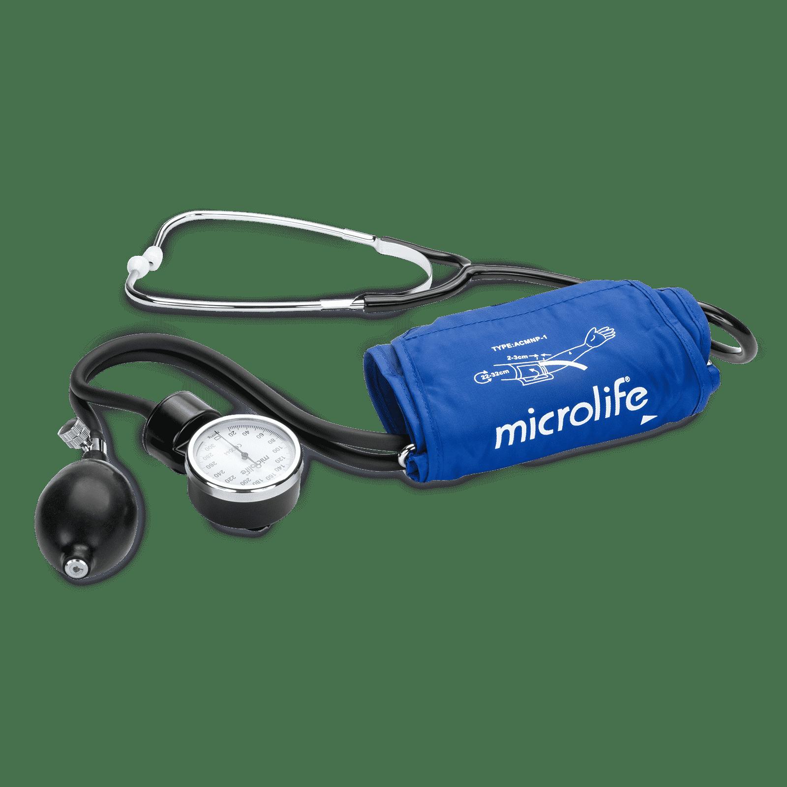 Механічний вимірювач артеріального тиску Microlife BP AG 1-30