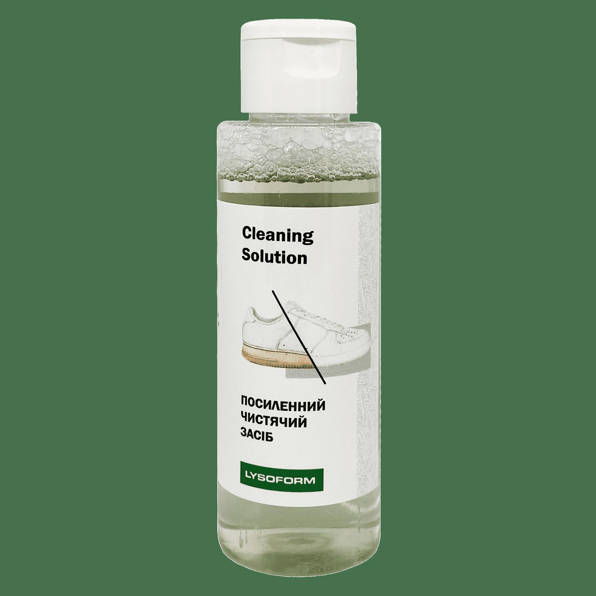 Посиленний чистячий засіб Cleaning Solution, 100мл