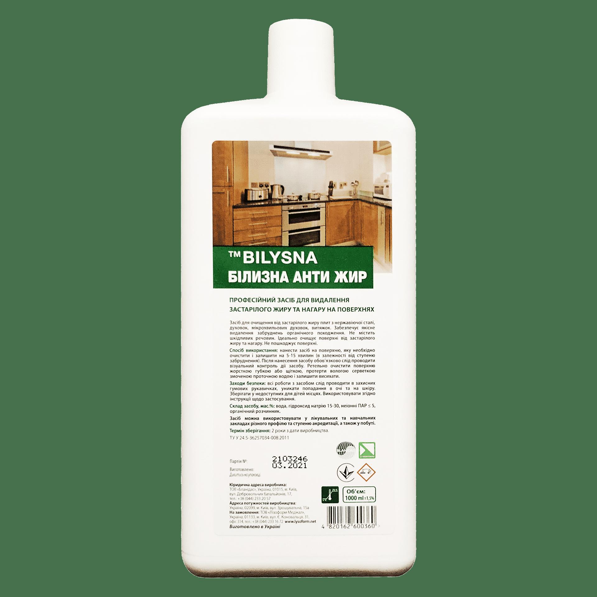 Набір для прибирання на кухні