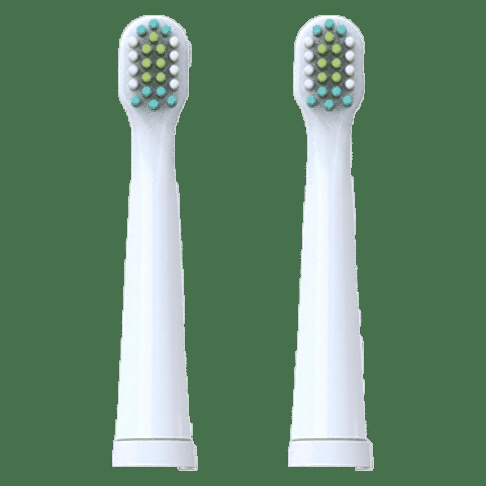Насадки Vega Kids VK-10B для детской звуковой зубной щетки VK-500B (бирюзовый) 3 – 12 років