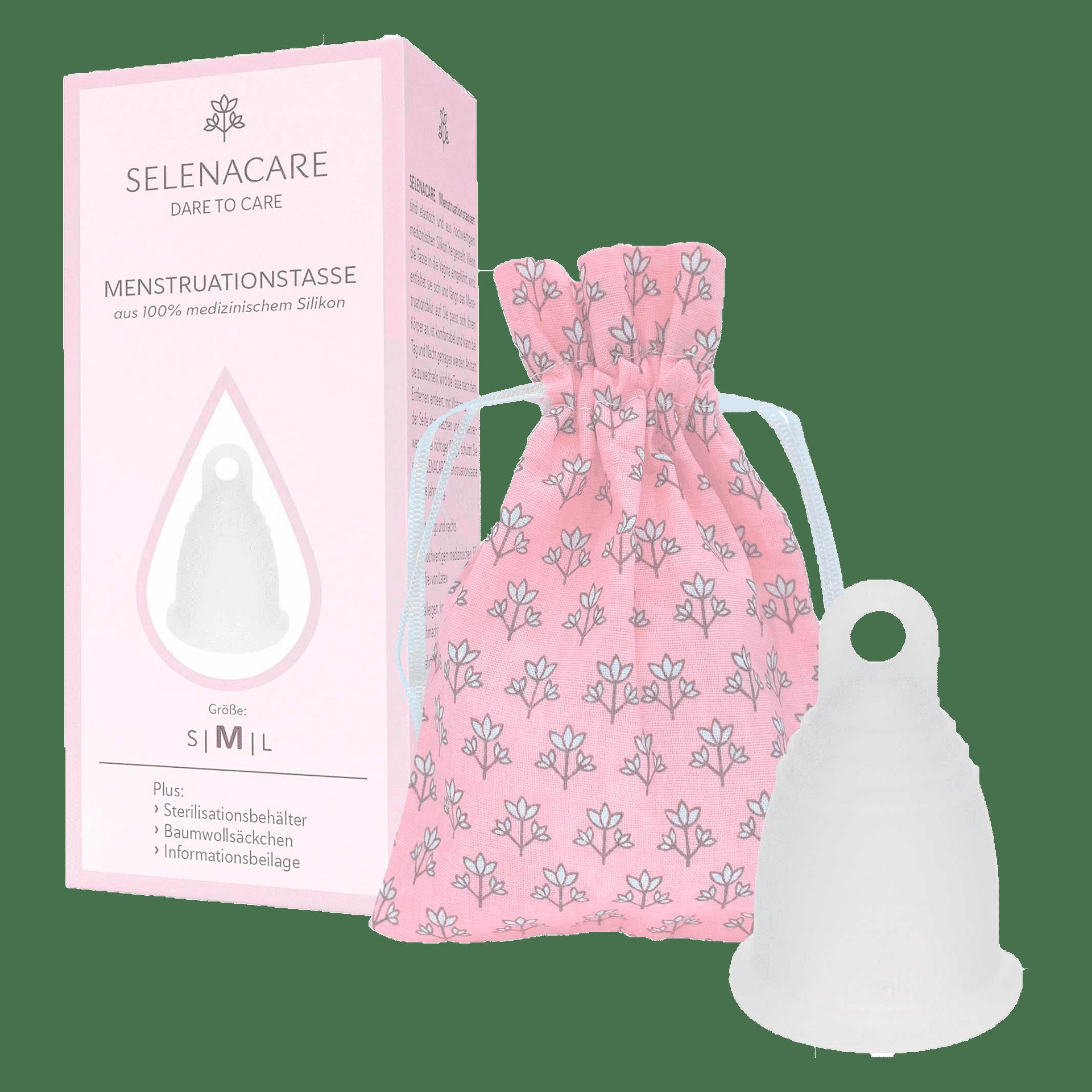 Менструальна чаша Selenacare Premium. Розмір M